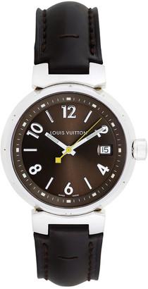 Louis Vuitton 2000S Women's Tambour Watch