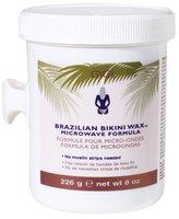 GiGi Brazilian Bikini Wax Microwave Formula 235 ml (Pack of 2)