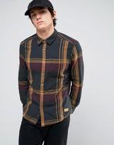 Esprit Slim Fit Open Check Shirt