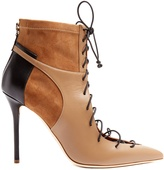 Malone Souliers Montana lace-up leather ankle boots