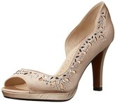 Adrienne Vittadini Footwear Women's Glass D'Orsay Pump