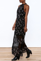 Babel Fair Maxi Halter Dress