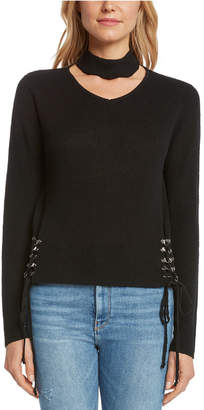 Willow & Clay Corset Side Sweater