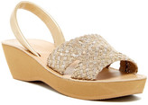 Kenneth Cole Reaction Fine Time Platform Wedge Sandal