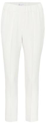 Brunello Cucinelli High-rise slim pants