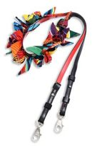 Christian Louboutin Artemis Multicolor Leather Shoulder Strap