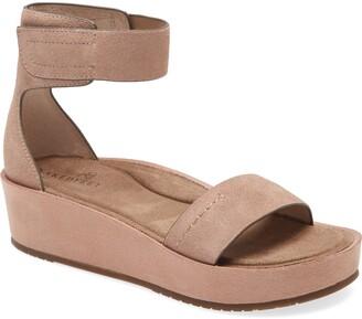 Naked Feet Renzi Platform Sandal