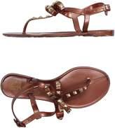 Colors of California Toe strap sandals - Item 44994744