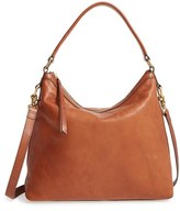 Frye Claude Leather Hobo - Brown