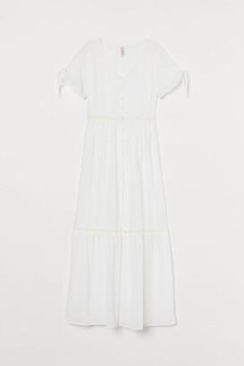 H&M Airy Tunic - White