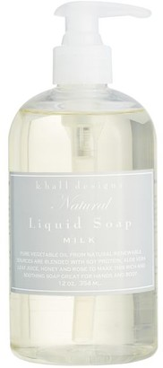 Pottery Barn K. Hall Milk Liquid Soap Pump
