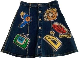 Au Jour Le Jour Denim - Jeans Skirt for Women