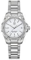 Tag Heuer Ladies Aquaracer Bracelet Watch WAY1312BA091