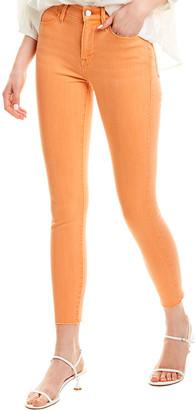Frame Le High Orange Crush Skinny Leg