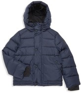 SAM. Boy's Jackson Quilted Down Jacket