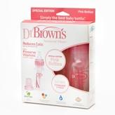 Dr Browns Dr. Brown's 3-pk. Natural Flow 4-oz. Bottles - Pink