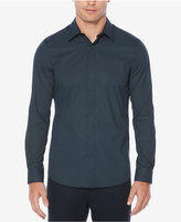 Perry Ellis Men's Slim-Fit Travel Luxe Stretch Shirt