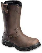 """Avenger Safety Footwear Men's 7846 11"""" Tall Comp Toe WP Pull On Boot"""