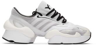 Y-3 Y 3 White Ren Sneakers