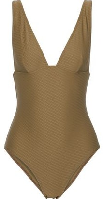Zimmermann Ribbed Swimsuit