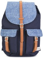 Herschel multi-pocket backpack