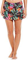 Alex Marie Tropical Tiered Skirt