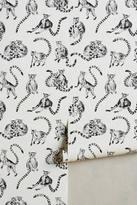 Anthropologie Leaping Lemurs Wallpaper