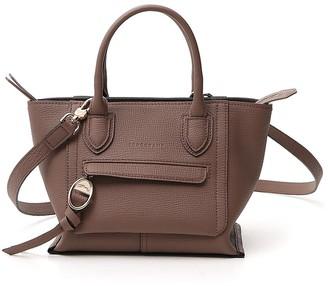 Longchamp Mailbox Small Top Handle Bag