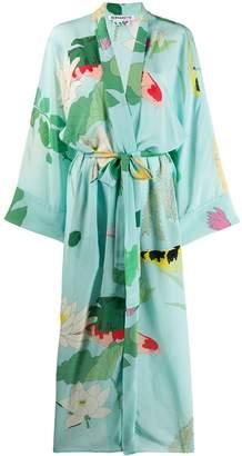 Bernadette Peignoir kimono dress
