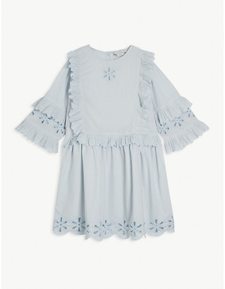 Stella McCartney Broderie Anglaise cotton dress 4 - 16 years