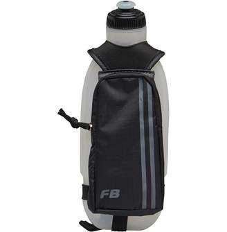Fuel Belt Fuelbelt FuelBelt Slice Handheld Water Bottle 18oz Black