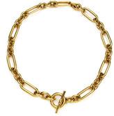 Ben-Amun Ben Amun Short Chain-Link Necklace
