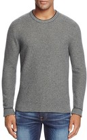 The Men's Store at Bloomingdale's Wool Cashmere Birdseye Jacquard Sweater