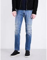 Belstaff Westham Slim-fit Low-rise Jeans