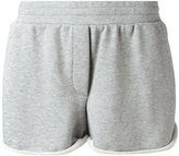 Alexander Wang track shorts - women - Cotton/Polyester/Modal - M