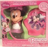 Disney Minnie Mouse Bow-tique Bubble Time Friends Body Wash & Wash Mitt