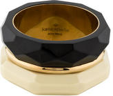 Kate Spade Two Tone Bangle Bracelet