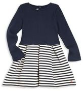 Petit Bateau Little Girl's Fit & Flare Dress