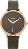 Nixon Kensington Leather