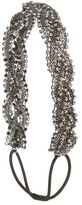 Tasha Crystal Chain Head Wrap