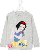 MonnaLisa Snow White jumper