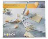 Boska 4 Piece Stainless Steel Cheese Tool Set