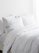 Melange Home Aspen Embroidered Duvet Set