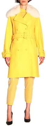 Blumarine Coat Coat Women
