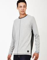 ONLY & SONS Herman Crew Neck Sweatshirt Grey