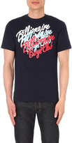 Billionaire Boys Club Multi-script cotton-jersey t-shirt