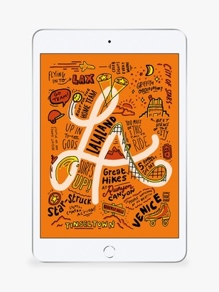 Apple 2019 iPad mini, A12, iOS, 7.9, Wi-Fi, 256GB