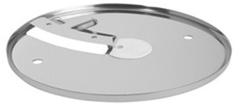 KitchenAid Stainless Steel Slicing Disc 6mm for KRP7SL6