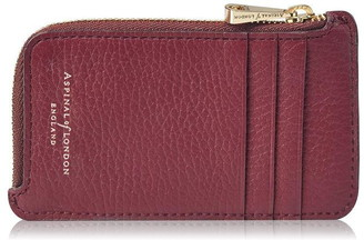 Aspinal of London Small Zip Coin Purse
