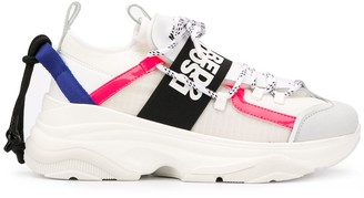 DSQUARED2 Colour Block Chunky Sneakers